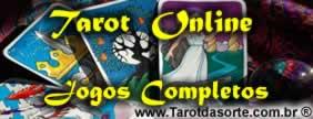 Tarot online Jogo Completo